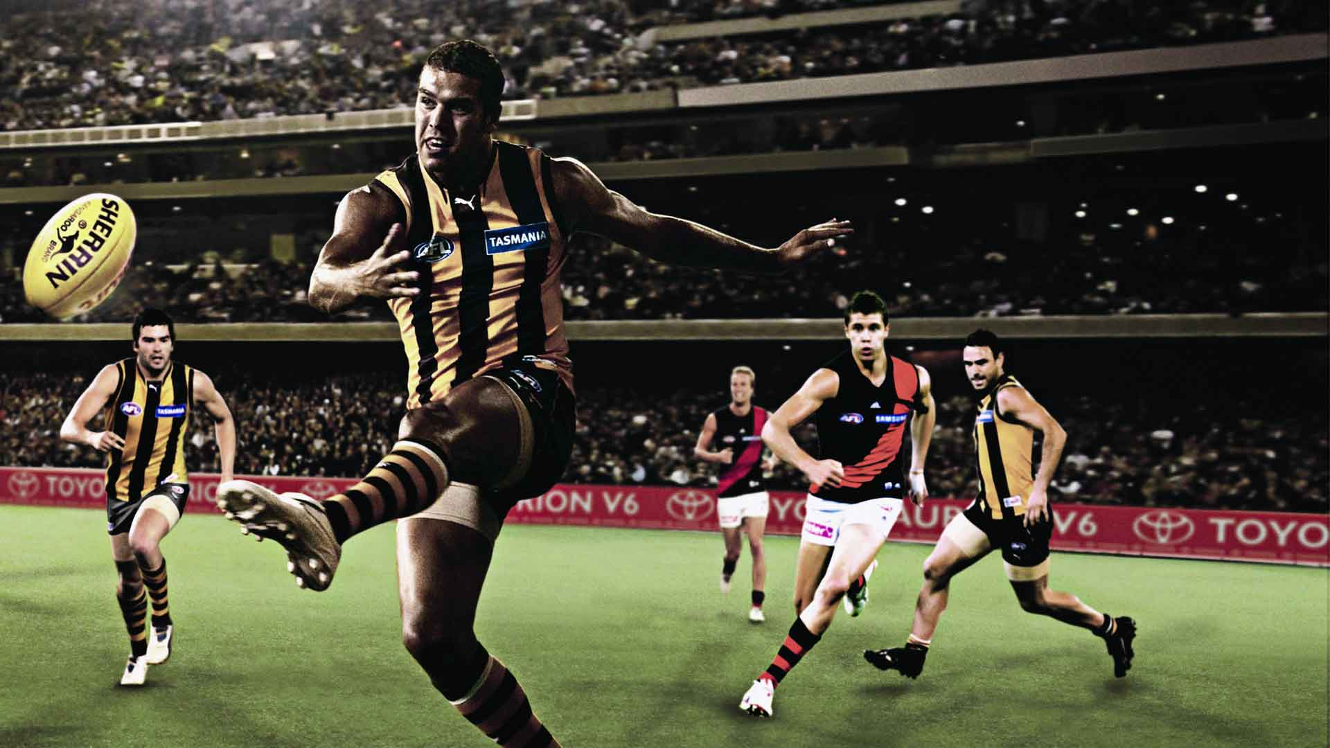 the main features of afl football The afl's infrastructure is divided into six key areas: football operations, finance   a key feature of the 2005 afl auskick calendar was the launch of the afl.