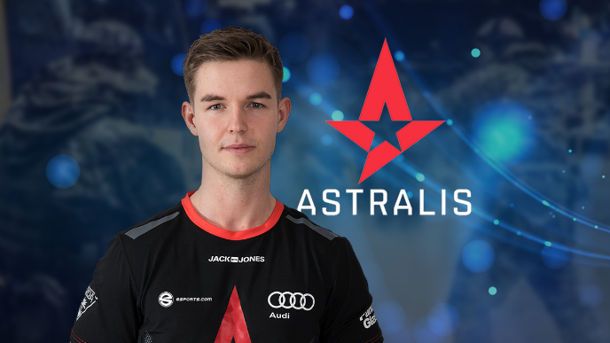 Astralis Device burnout