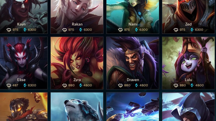 League of Legends To Overhaul Leveling System - Unikrn News
