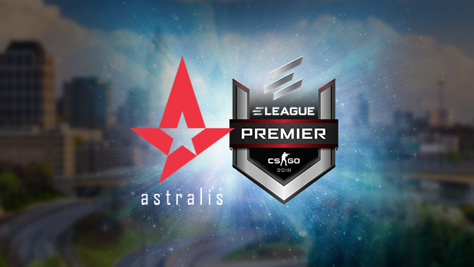 Astralis Laser Focused on Defeating Mousesports at ELEAGUE Premier