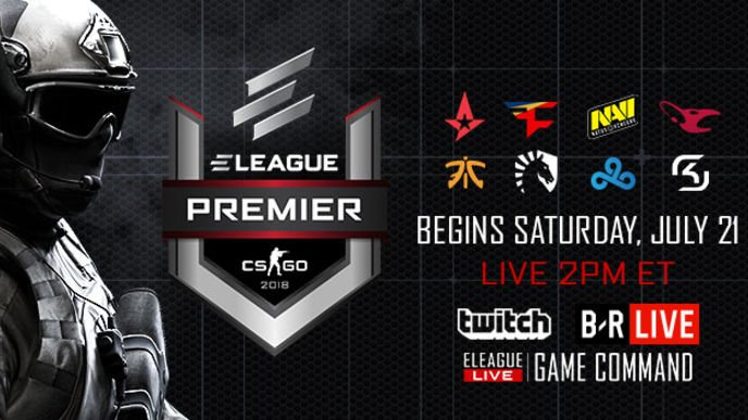 ELEAGUE CS:GO Premier Invites Revealed, to Feature HLTV Top 8 Teams