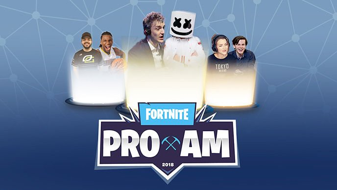 Who Played In Pro Am Fortnite 2018 Ninja Victory At Fortnite Pro Am Includes World Cup Announcement Unikrn News
