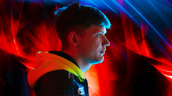 S1mple Proves He's a Role Model for Esports by Kicking Racist Player