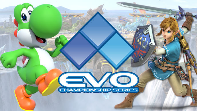 Smash Ultimate Sets New Record for Smash Tournaments at Evo 2019