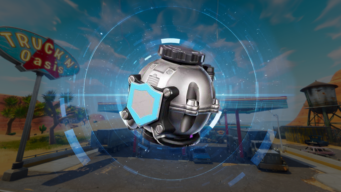 Eliminate Members Of The Horde At Retail Row Fortnite Fortnite Patch V10 20 Teams Up With Borderlands And Adds Shield Bubble Unikrn News